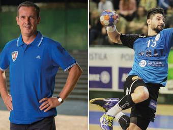 Der HSC Suhr Aarau mit neuem Sportchef und Rückraumspieler