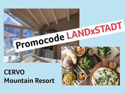 Attraktives Angebot: Mit Promocode im CERVO in Zermatt übernachten und geniessen