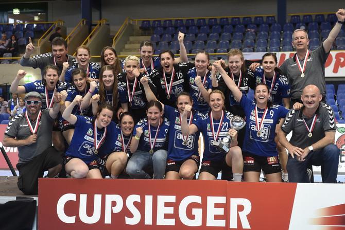 Cup Frauen: DER LK ZUG TRIUMPHIERT ZUM ZWEITEN MAL