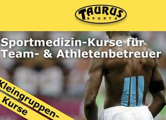 Sportmedizin-Kurse an der TAURUS SPORTS Academy