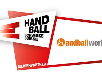 handballworld vier weitere Jahre Medienpartner des SHV
