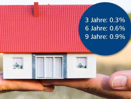 Neue Spezial-Hypothek