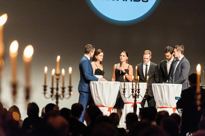 Jetzt Tickets sichern – 4. Swiss Handball Awards Night