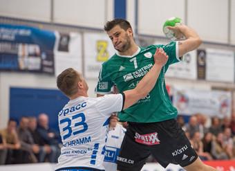 HSC Suhr Aarau verpflichtet Nikola Isailovic