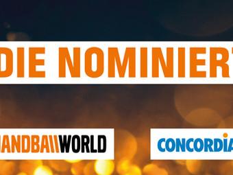 TOP 3 der Swiss Handball Awards 2020 stehen fest