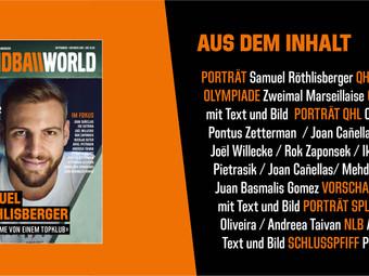 Grosse Handballworld Saisonvorschau 2021/22