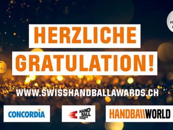 Die Sieger der Swiss Handball Awards 2020