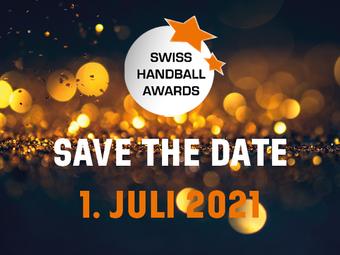 Swiss Handball Awards Show 2021 als Digitalevent