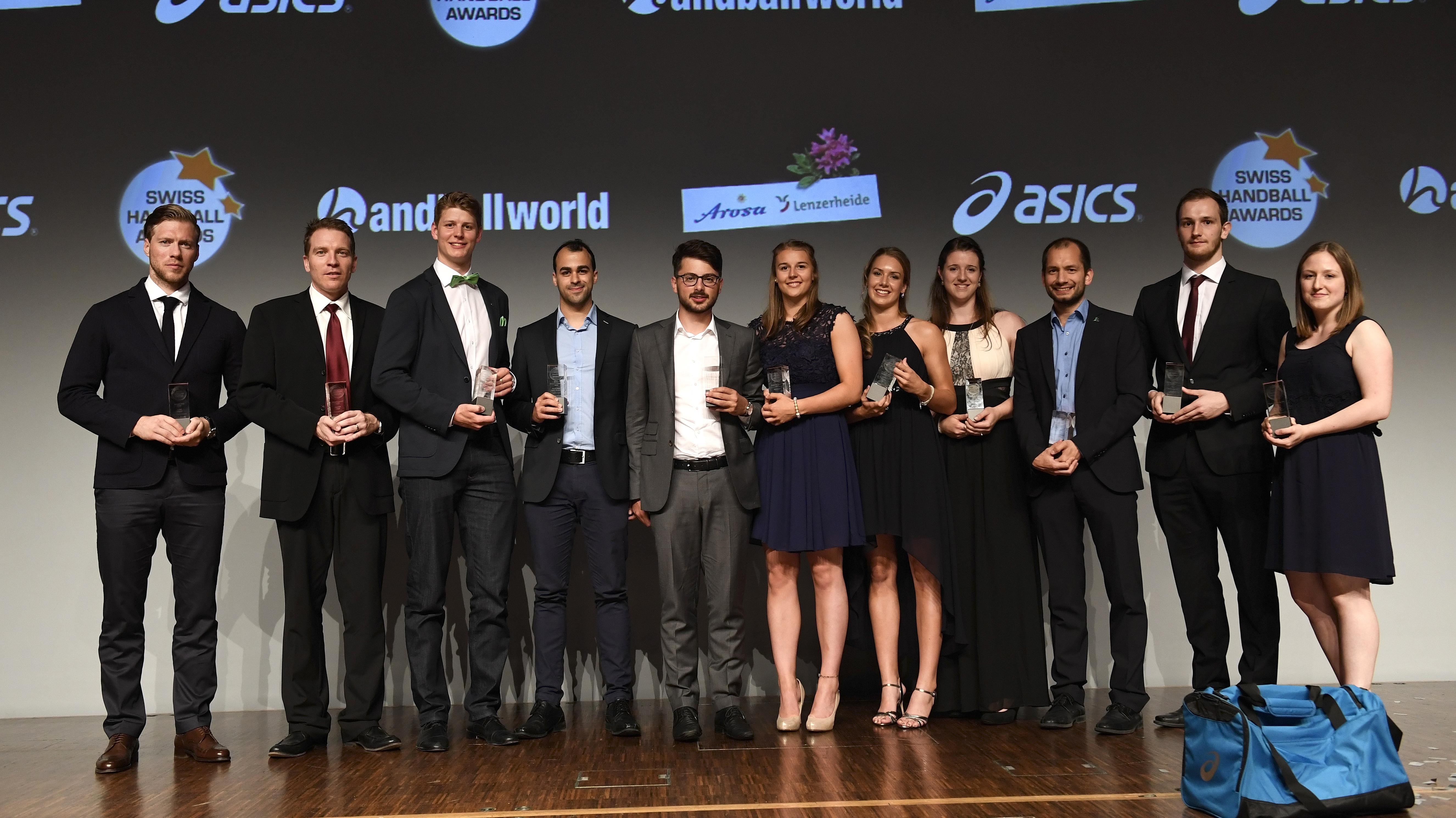 Die Award-Gewinner 2017