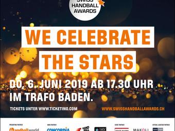 Die Nominierten der Swiss Handball Awards 2019 stehen fest