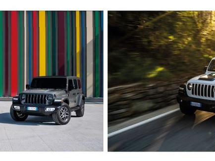 Der neue Jeep Wrangler 4XE überzeugt