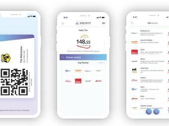 Neue eProfit App - Jetzt registrieren