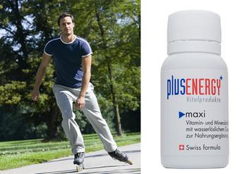Energieschub bei erhöhten Belastungen mit Coenzym Q10