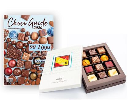 Preisgekrönte Bärner Momente Pralinen & Choco Guide 2020 kostenlos dazu!