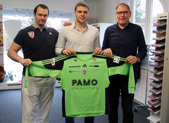 HSC Suhr Aarau verpflichtet Torhüter Dario Ferrante