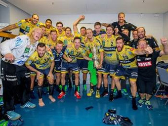 Löwen gewinnen Pixum Super Cup