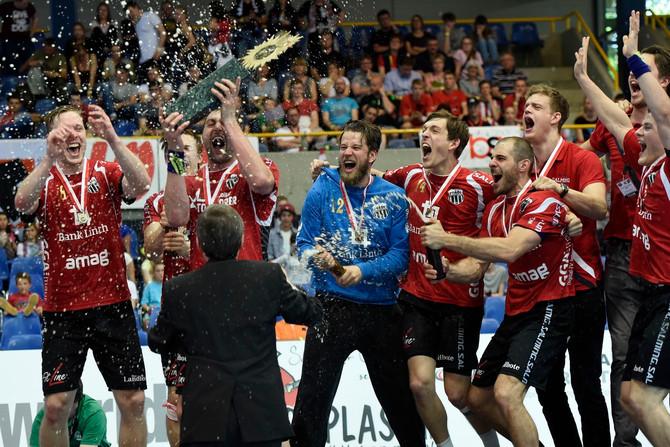 Cup Männer: PFADI WINTERTHUR HOLT DEN VIERTEN TITEL