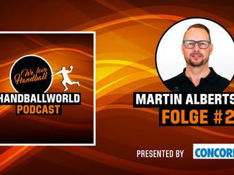 Podcast Folge #2 mit Martin Albertsen