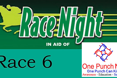 Race 6 - Horse 8