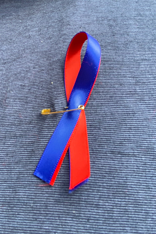 One Punch Awareness Ribbon