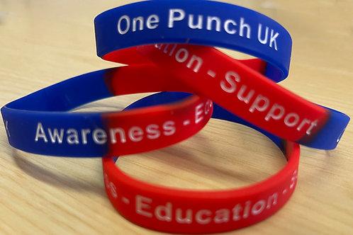 One Punch UK Wristband