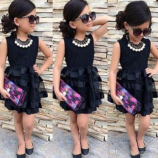 children-baby-girls-pageant-black-stripe