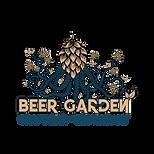logo beer garden