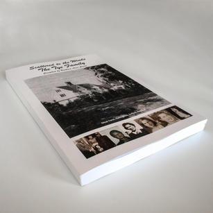 Perfect (glue) Bound Book