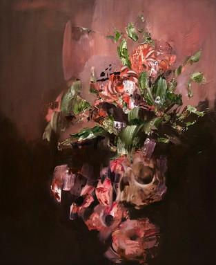 Still Life 2020 Oil on canvas 50 x 60 cm (Sold)