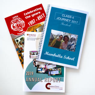 Annual Reports & Year Books