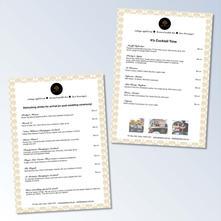 Information Sheets