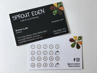 Business / Loyalty Card