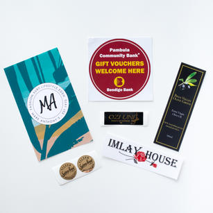 Product and Single Labels