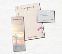 Bereavement Stationery