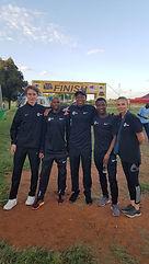 Hendrick Ramaala an NN Running Team SA