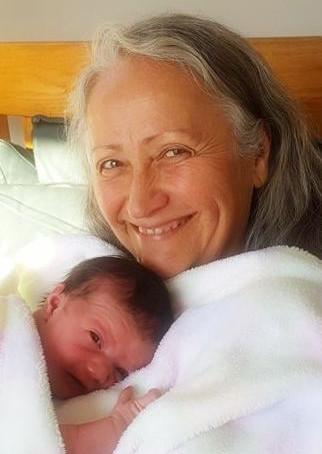 L'infini dans les yeux d'un nouveau-né