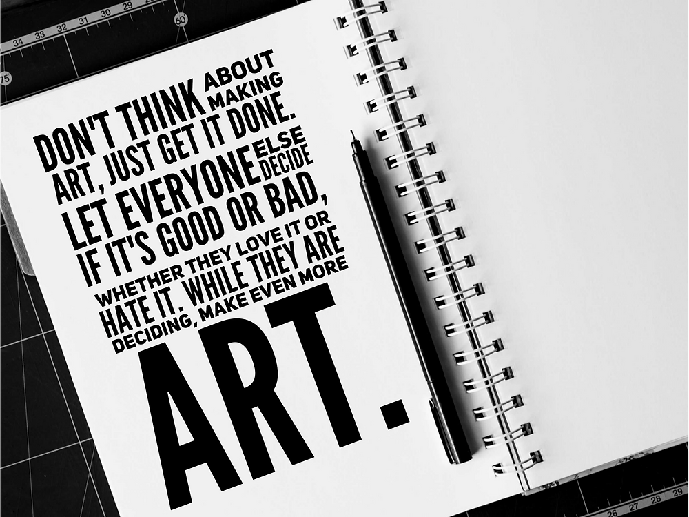 Andy Warhol's Quote