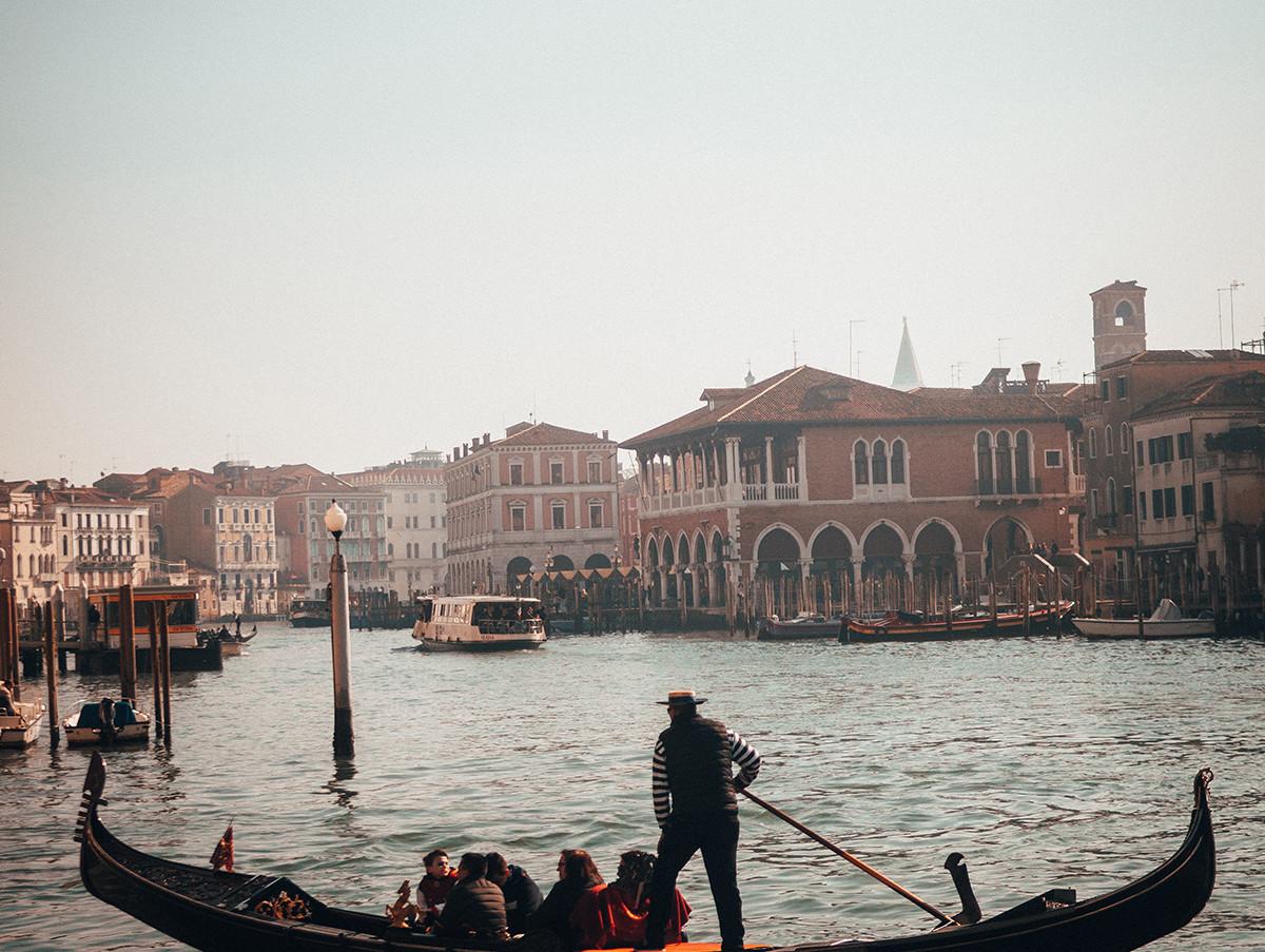 benjamin raffetseder Venice