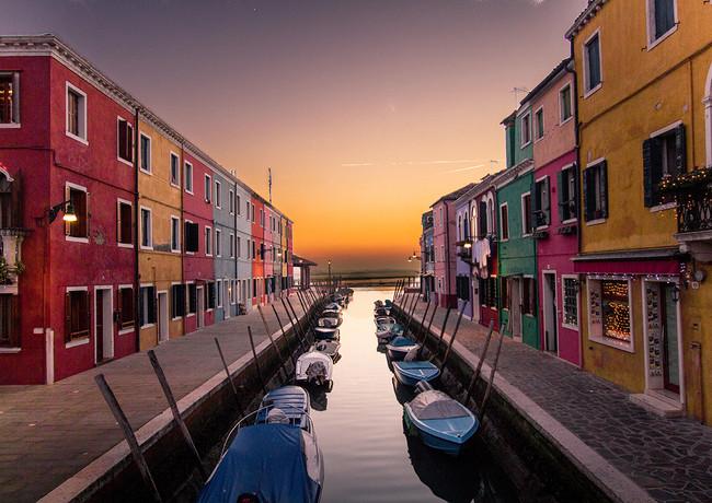 fabio mangione Venice