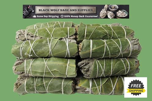 White Sage Eucalyptus Sage