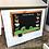 Thumbnail: Large Kids Garden Chalkboard - Farmyard Animals