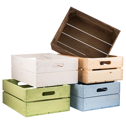 Medium Planter Crates
