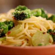 Pasta Dish With Broccoli
