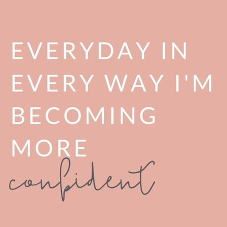 The Power of a Confident Woman
