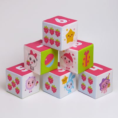 Мякиши кубики