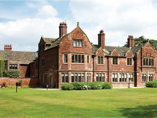 venue of the month – colshaw hall