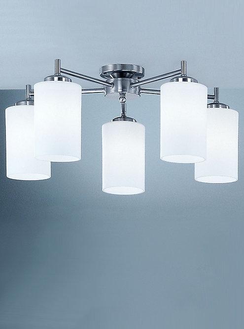 DAWN 5lt Semi-Flush Ceiling Light