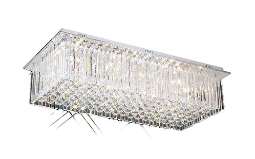 GWEN 10lt Semi-Flush Ceiling Light