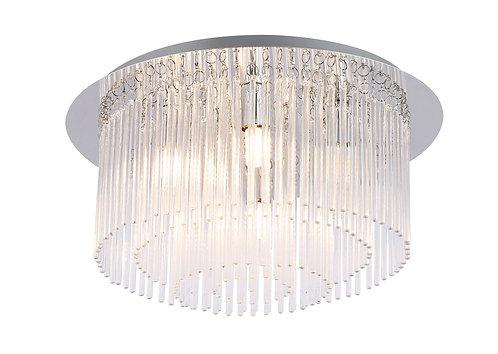 SPLASH D Large Semi-Flush Ceiling Light