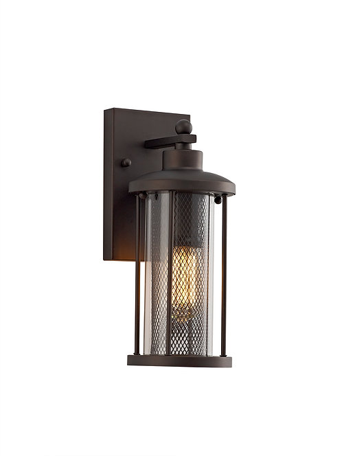 ROBERTSON Small Outdoor Wall Lantern